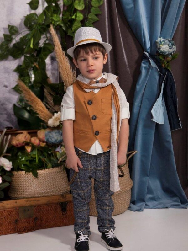 Σέτ αγορίστικο ρούχων Baby Bloom