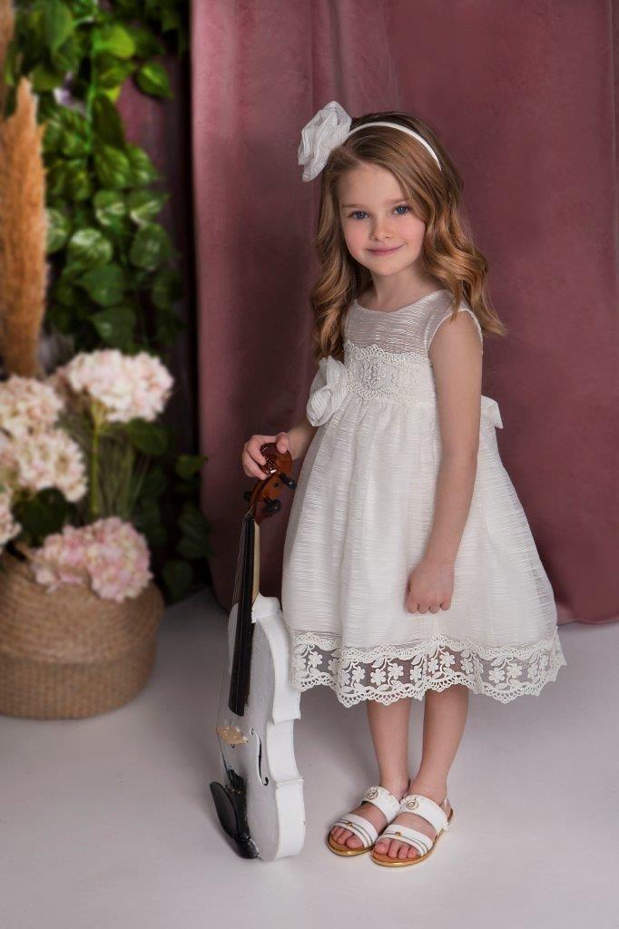 Φόρεμα βάπτισης Baby Bloom